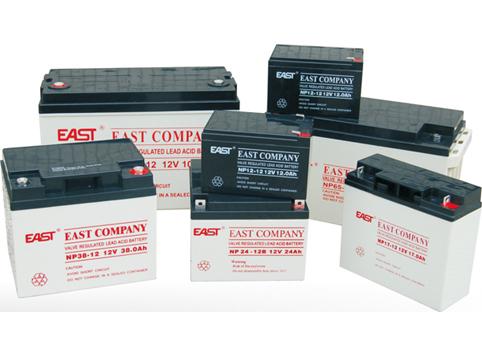 易事特EAST铅酸免维护蓄电池