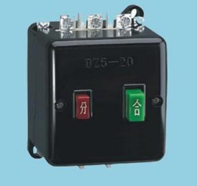 DZ5-20、DZ5-50自动空气断路器