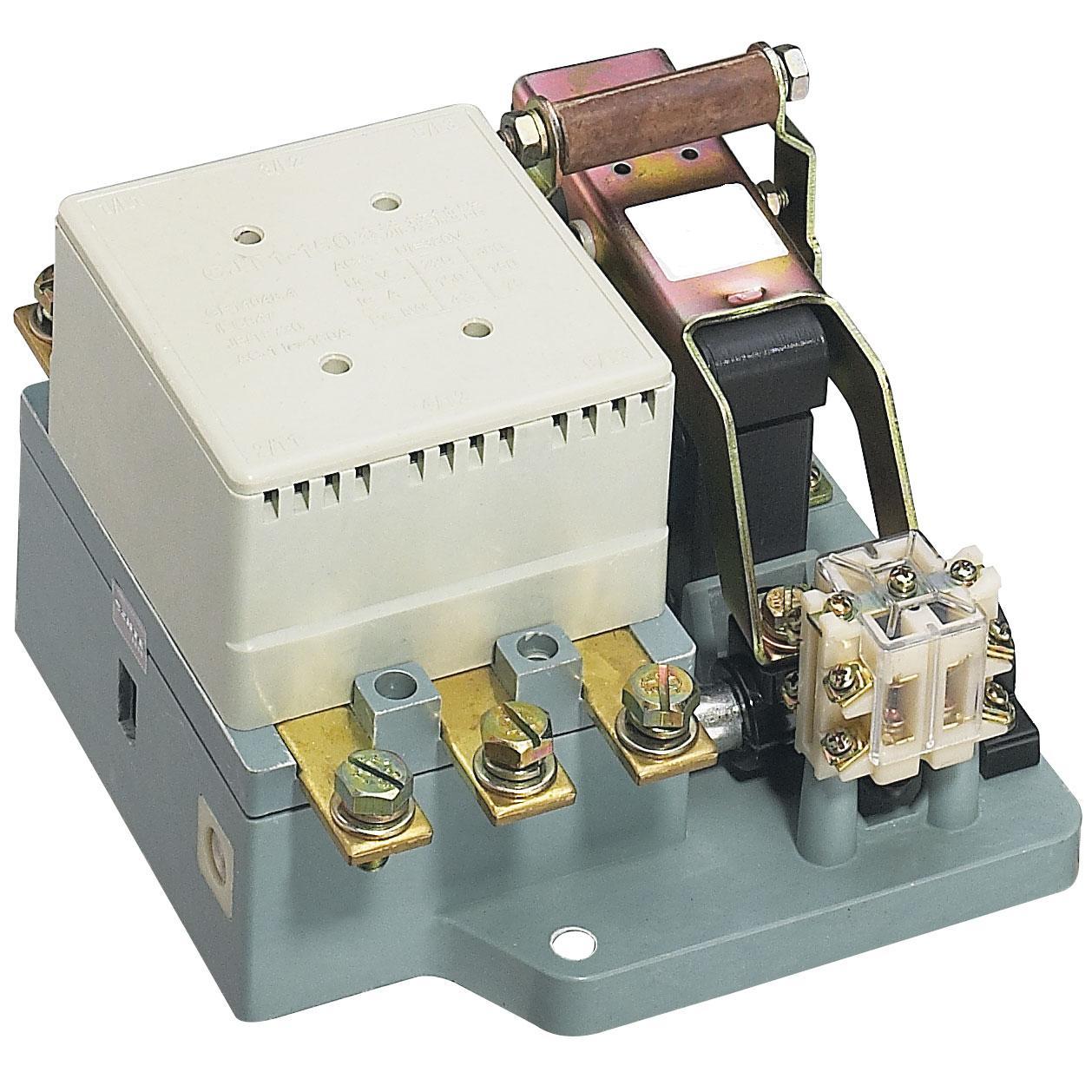 cjt1-150a系列交流接触器