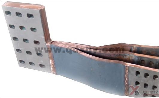 大电流铜软连接