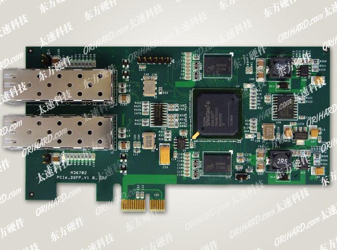 基于dsp tms320c6455的cpci高速信号处理板卡