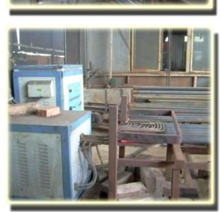 冷拔异型钢管热轧头机