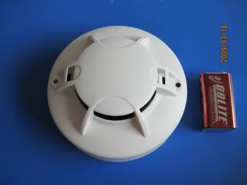 光电式烟感探测器