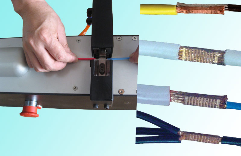 汽車廣東線束焊接電動車線束焊接機