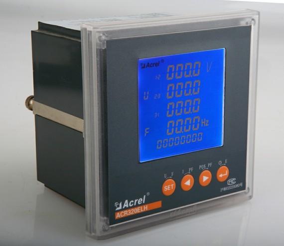 安科瑞ACR320ELH多功能谐波仪表价格