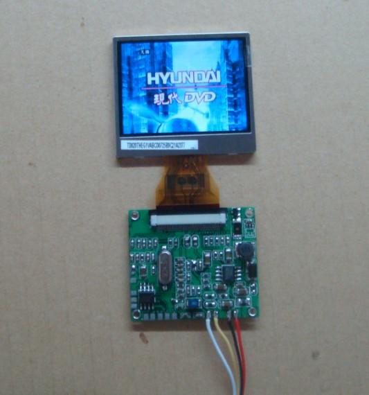 厂家长期2寸液晶屏及AV驱动板