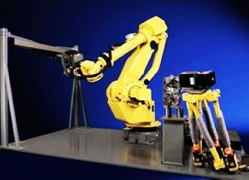 fanuc铸造机器人