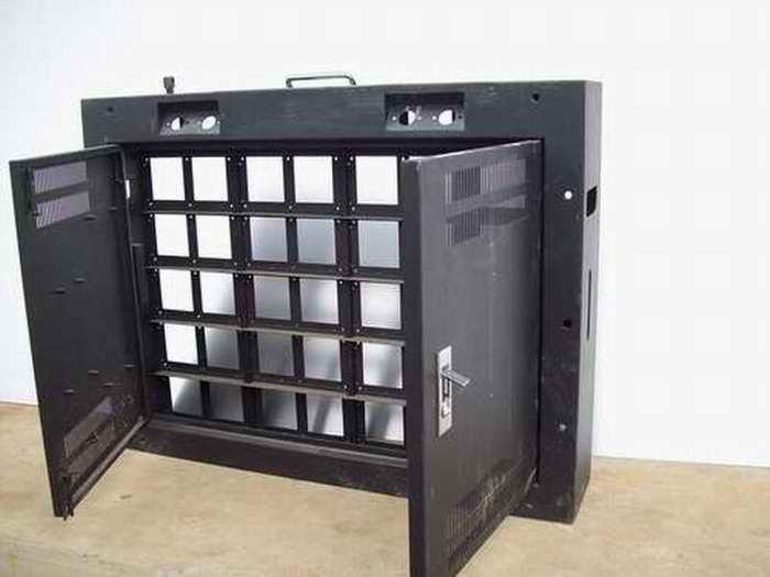 led室内出租屏箱体