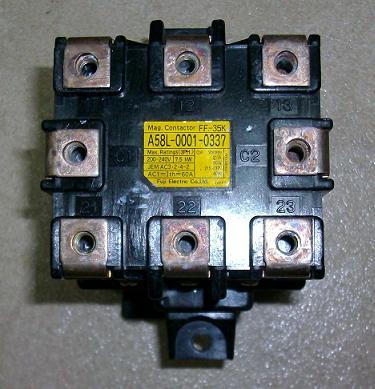 FUJI接触器A58L-0001-0337