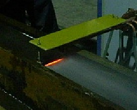 超音频机床导轨淬火设备