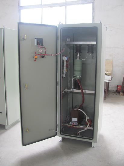 RX-ZJD型变压器中性点电接地电阻柜
