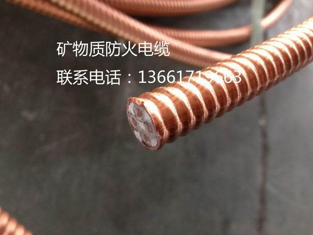 BTTE、YTTW、BTTZ、BTTW矿物质电缆