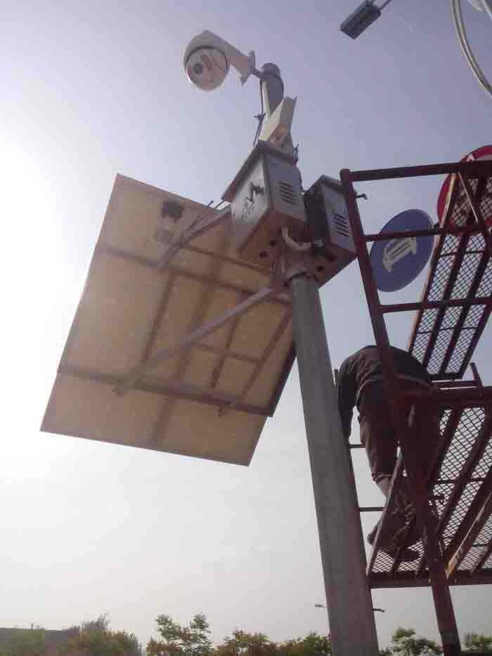 广西南宁太阳能监控系统厂家