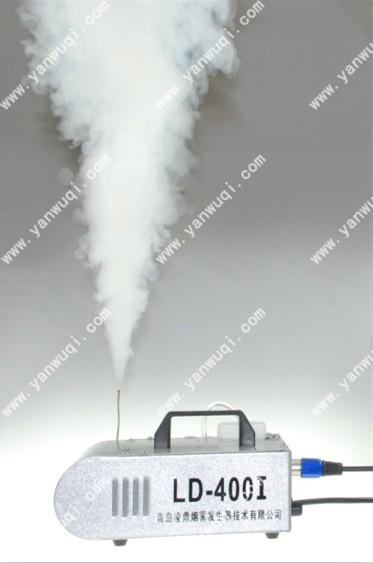 气流流向分析烟雾发生器