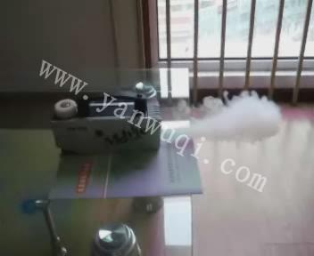 洁净室测试用烟雾仪