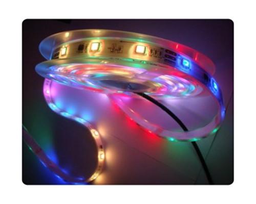 5050幻彩LED软灯条广东厂家直销