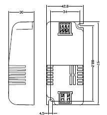 钠灯70W高频电子镇流器COSMO镇流器高压钠灯电子镇流器