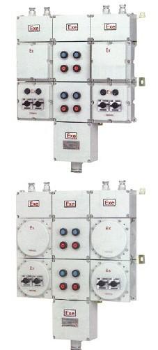 BXQ系列防爆动力配电箱(电磁起动)(ⅡB、ⅡC)
