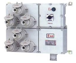 B□X□-□C系列防爆照明(动力)配电箱(检修电源插座箱)(ⅡB、ⅡC)
