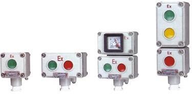 LA53系列防爆控制按钮(ⅡB)