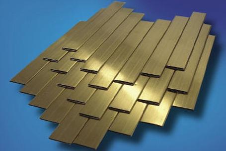 南铜销售H96无铅黄铜扁排|可分条