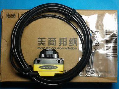 美国邦纳 BANNER QS18VP6D 系列光电开关