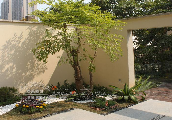 別墅花園設計施工 園林景觀設計施工