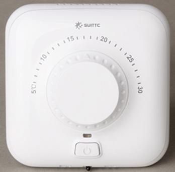 A801系列分体旋钮式电采暖温控器