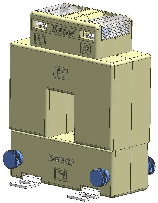 AKH-0.66/K-30*20开口式电流互感器