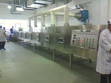 广州微波蔬菜脱水杀菌设备