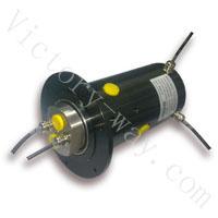 气压液组合式导电滑环
