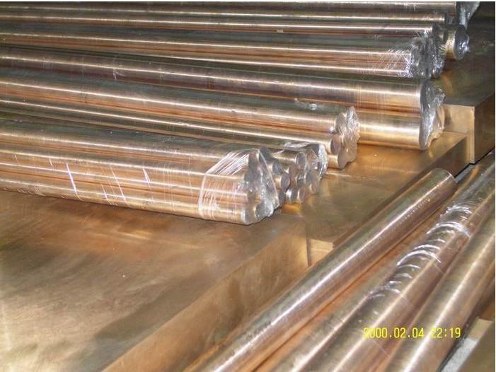 無磁性高耐磨鈹銅棒 南銅廠家直銷