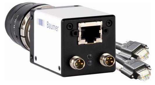 baumer工业相机--深圳市鑫沃德科技;千兆以太网接口,工业