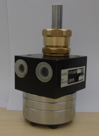 盈暉靜電噴漆齒輪泵油漆齒輪泵
