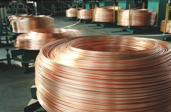 南铜厂家直销T2紫铜线,进口紫铜线,C1100紫铜扁线
