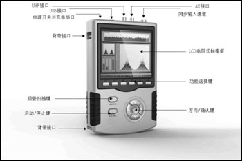 MSD-100變壓器便攜式局放測試儀