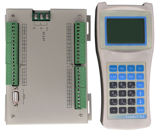 dmc130b运动控制器 焊锡控制器 三轴仿形运动控制器( 两相步进驱动器
