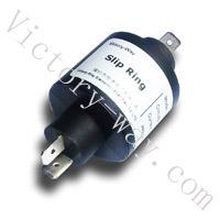 2路插头式导电滑环-替代水银滑环的完美替代品