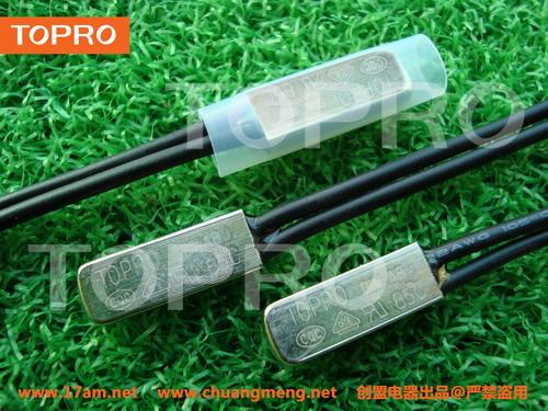 BW9700大电流(金属壳、塑胶壳)10A电流温度开关、热保护器
