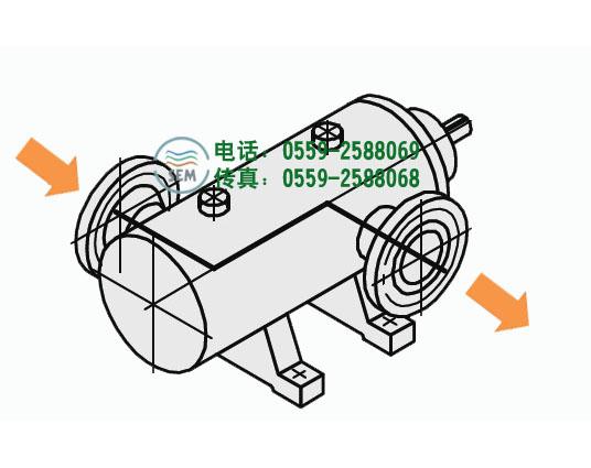 空侧密封油泵HSG120*4-42