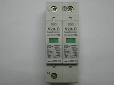 OBO防雷器V20-C/1+NPE