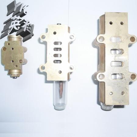 PQBY-50气动隔膜泵配气阀