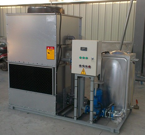 感应电炉水循环闭式冷却塔