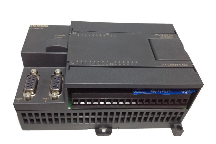 现货可编程控制器|西门子s7-200plc CPU224XP