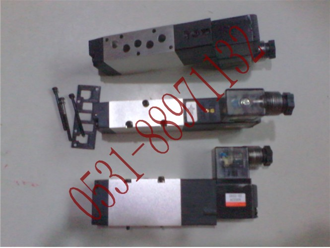 原装电控换向阀SR540-EN18R DKF-25