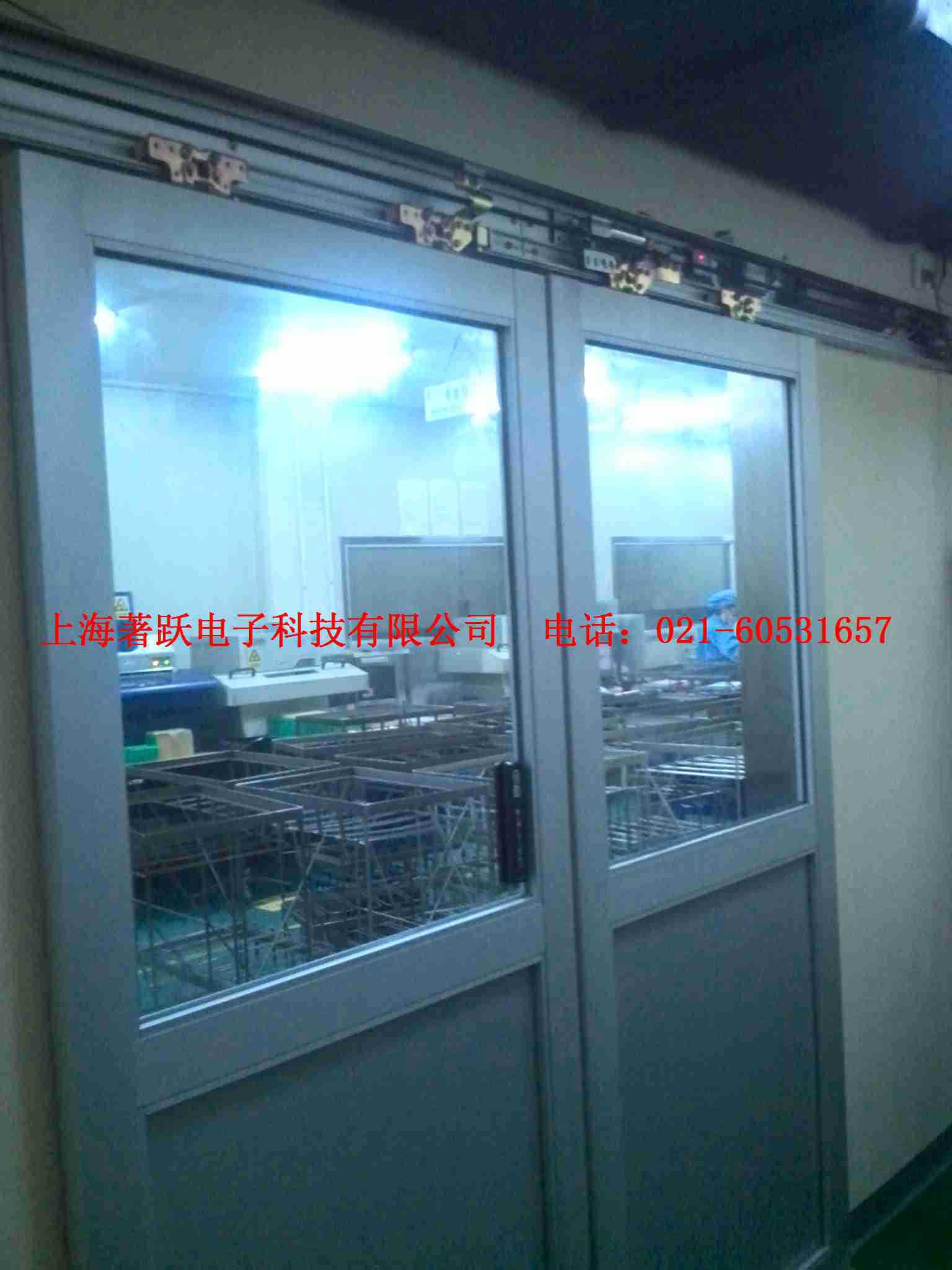 上海自动门安装