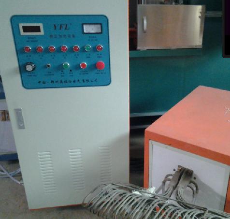 电机转子、定子快速热装加热电炉