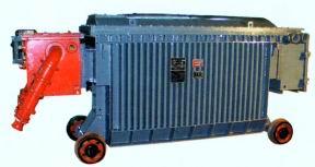 防爆产品矿用隔爆型移动变压器
