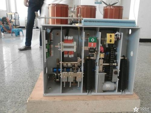 ZN63(VS1)-12/2500-31.5固定式高压真空断路器