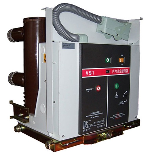 VS1-12/1250-31.5手车式高压真空断路器